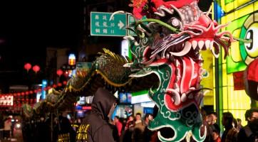 2011 苗栗慶元宵 – 民俗踩街活動!