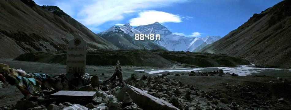 轉山 - 邊境流浪者劇照:海拔8,848m