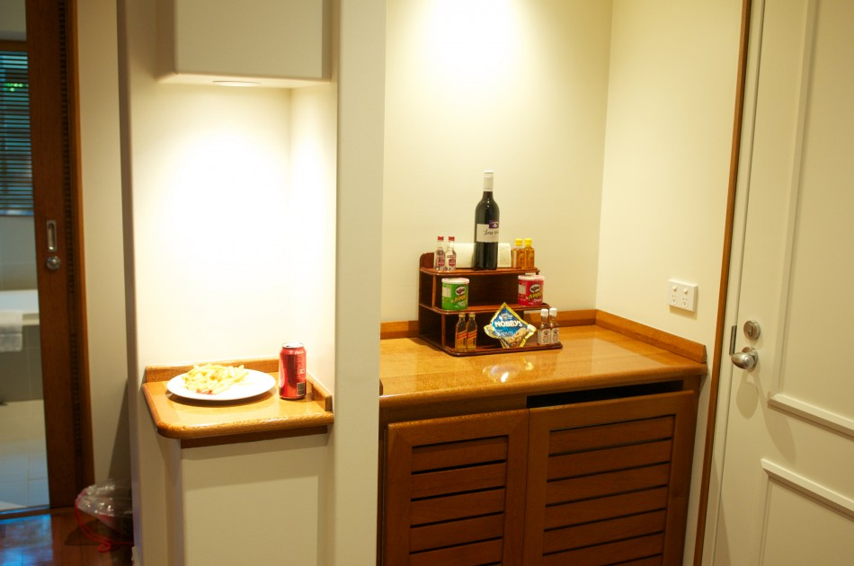 簡單的置物櫃
