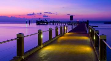 Green Island的碼頭