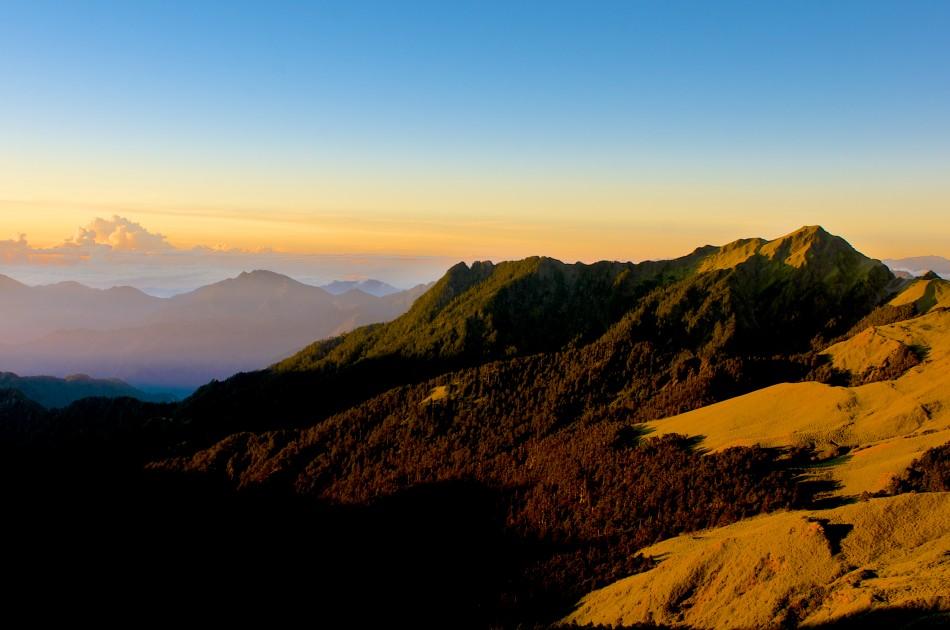 高山真的隨處是美景啊!