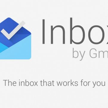 Inbox by Gmail:全新進化的Gmail收信匣!