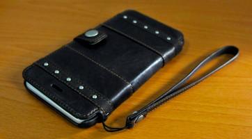 iPhone 6 Plus 專用皮套:ZENUS Bohemian M
