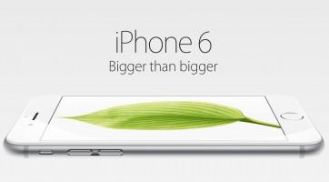 iPhone 6 Plus (銀色) 開箱!