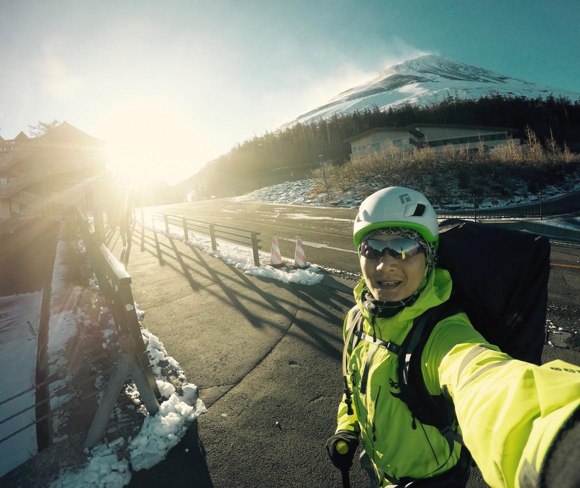 出發!早安富士山!