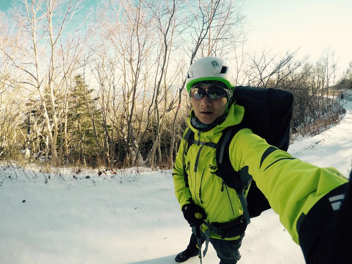 第一次雪季上山,特地準備了一些雪攀裝備,並且也更新了一些舊有的裝備!